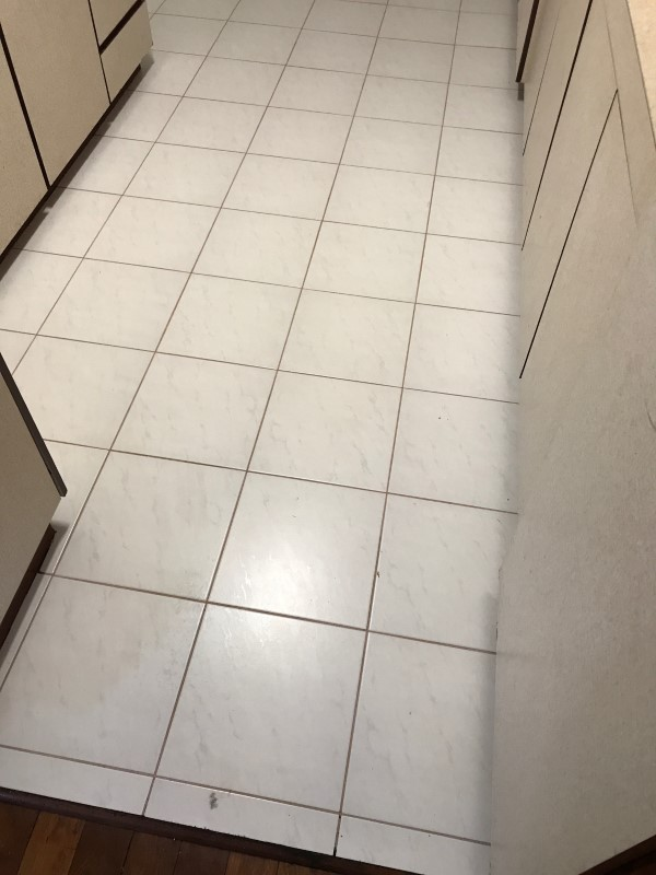 Tile Grout Cleaning Perth Kitchen Floor Tiles After